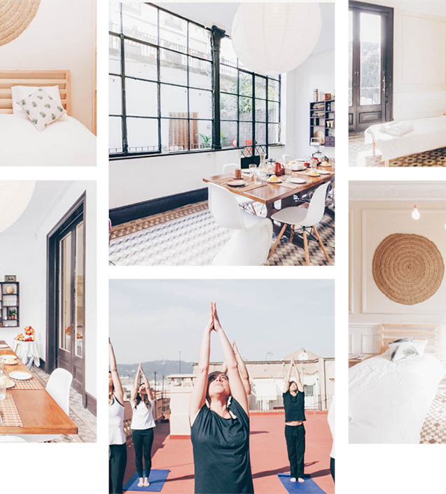 Yoga Retreats Barcelona