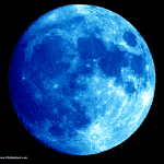 Celebrate this coming Blue Moon – Friday 31st July