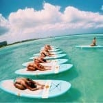 6 Reasons to combine Yoga & Paddle Boarding
