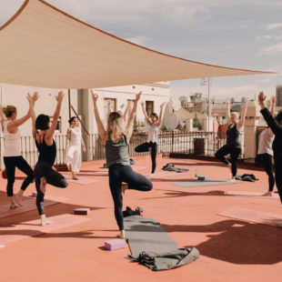 Barcelona Yoga Retreat