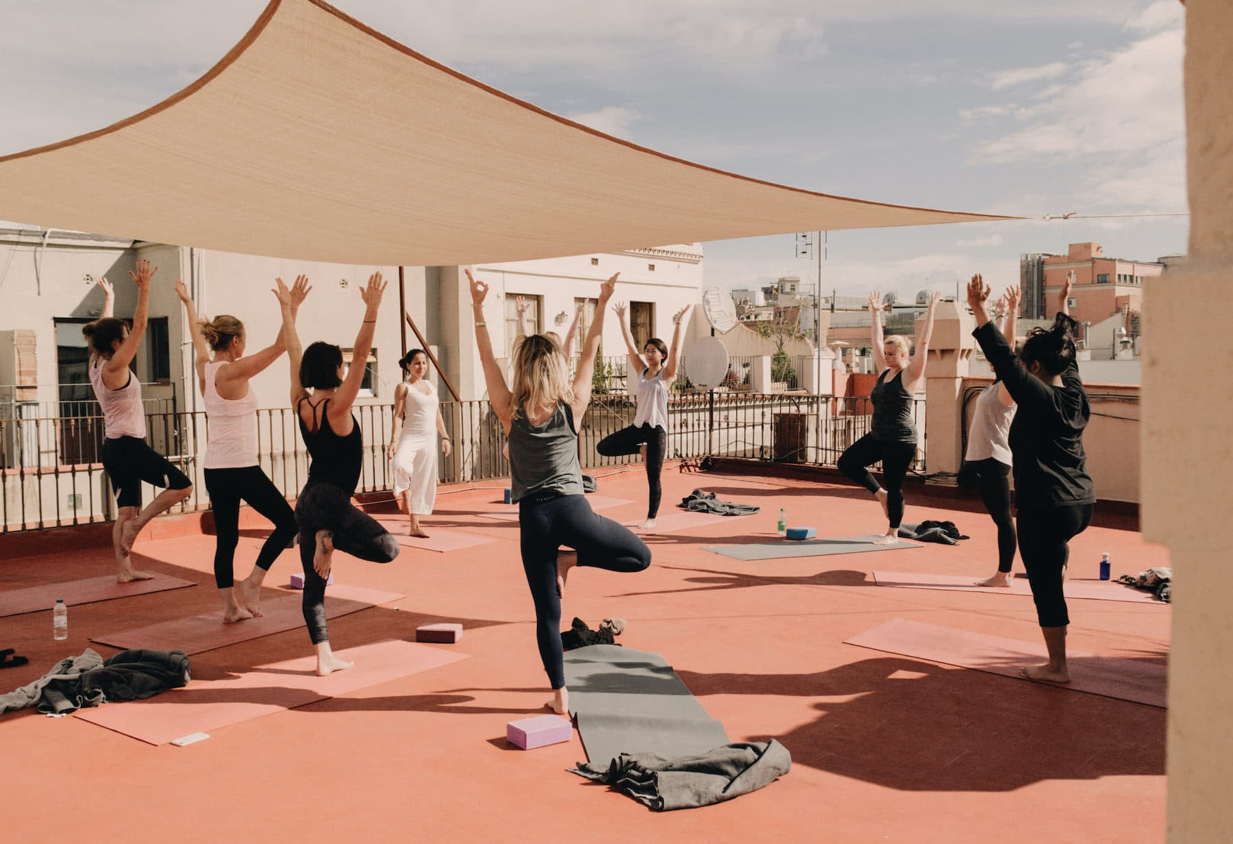 Barcelona Urban Yoga Retreats